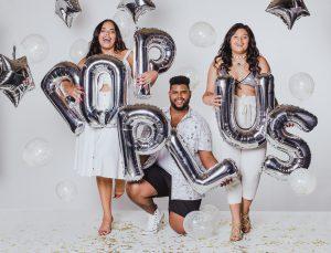 Pop Plus lança editorial de moda festa para divulgar edição de aniversário de 6 anos